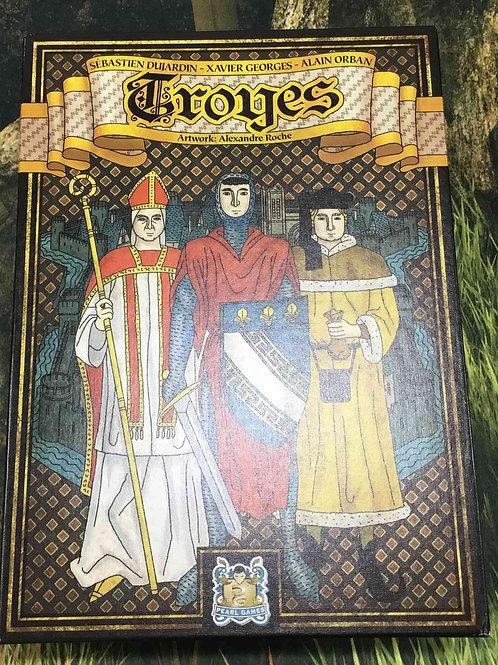 中古・和訳なし トロワ Troyes