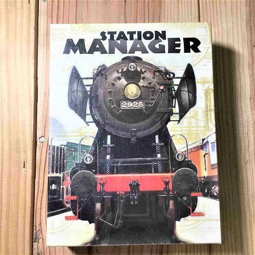 中古・和訳なし ステーションマネージャー Station Manager