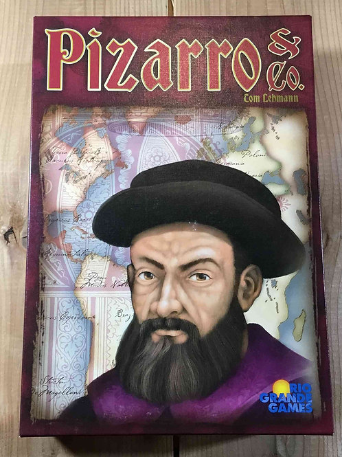中古・和訳なし|マジェラン Pizarro & Co.
