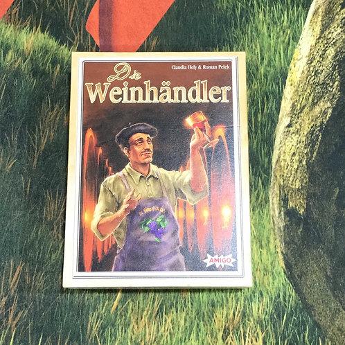 中古・和訳なし ワイン商 Die Weinhändler