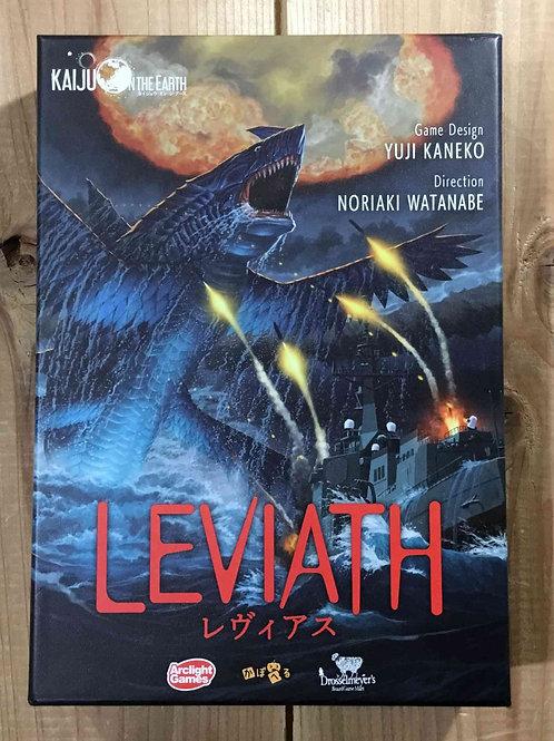 中古|レヴィアス  Kaiju on the Earth LEVIATH