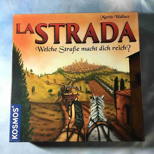中古・和訳なし|ラ・ストラーダ La Strada