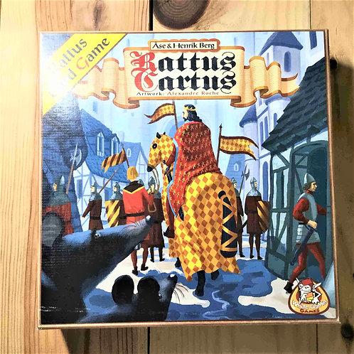 中古|ラッタス:カードゲーム   Rattus Cartus