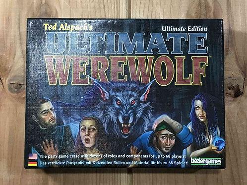 中古|究極の人狼 Ultimate Werewolf