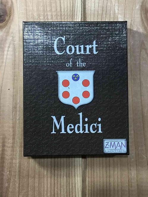 中古 メディチ家の宮廷 Court of the Medici