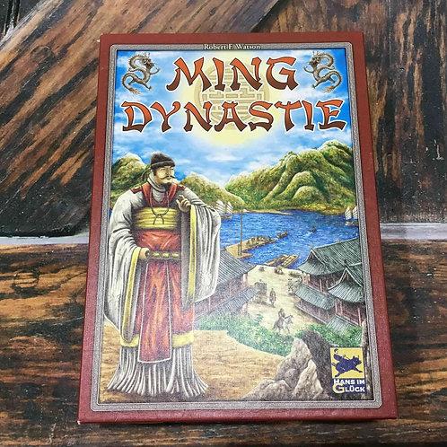 中古・和訳なし 明王朝 Ming Dynastie