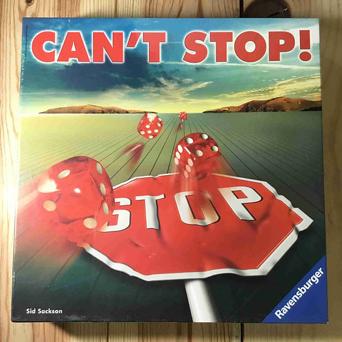 キャントストップ CAN'T STOP!