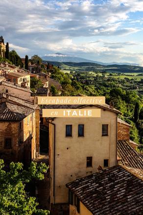 ESCAPADE OLFACTIVE N0°01 - L'ITALIE