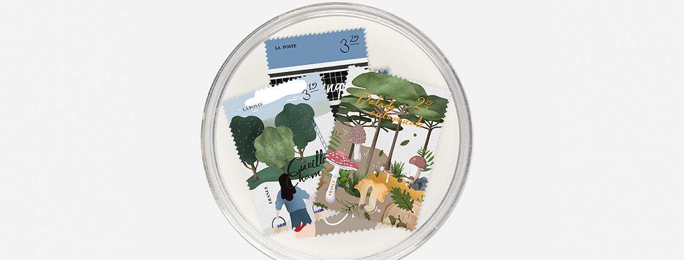 Boite à timbres│Pays Basque
