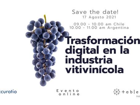 Transformación digital en la industria del vino