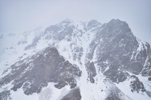 Nevada en los picos