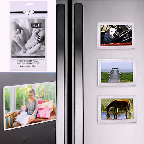 Magnetic Photo Frames 4x6