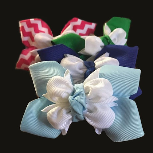 Fancy Pinwheel Bow