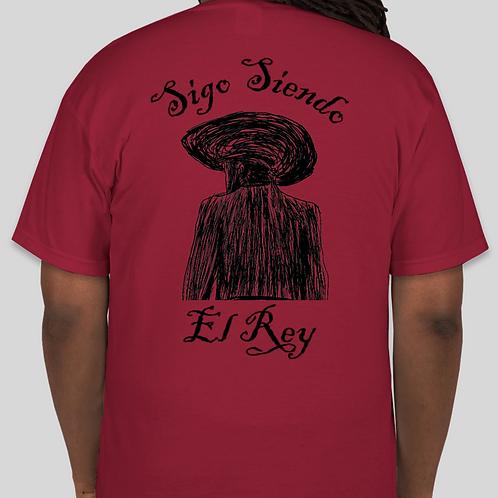 T-Shirt: Sigo Siendo el Rey