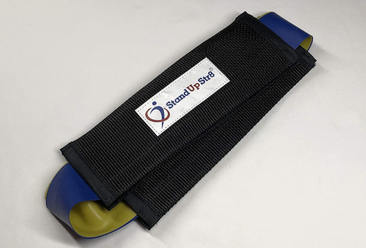 Elastic Resistance Loop Exercise Band Covers with band