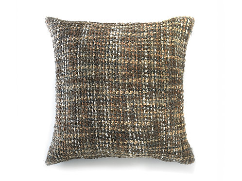 Taupe Pillow Boucle Collection