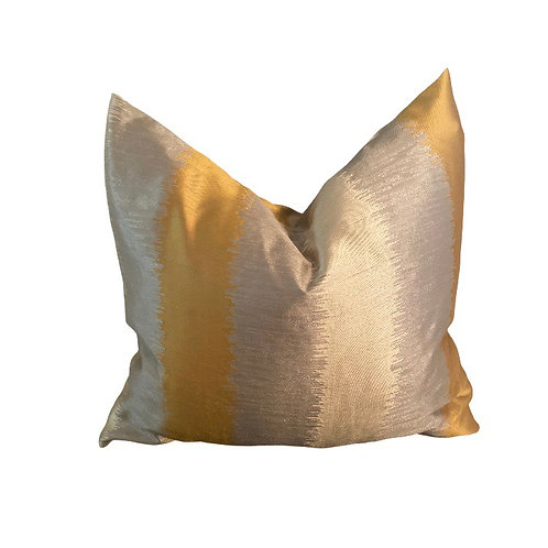 The Golden Pillow Cover
