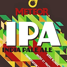 Meteor IPA India Pale Ale