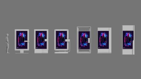 Дизайн корпуса для виртуальной примерочной
