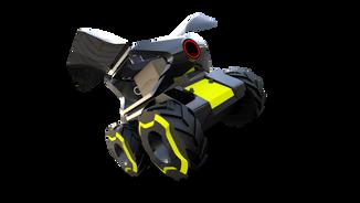 Робот-курьер: Дизайн корпуса