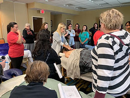 Ann Murley Teaching Massage Continuing Education Workshops
