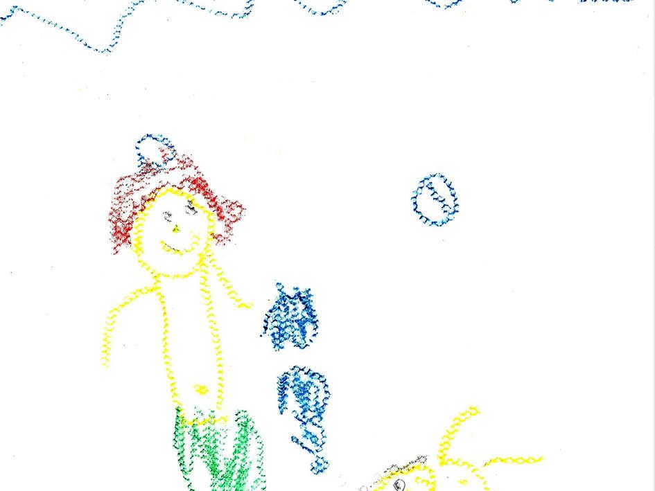 Litter Mermaid