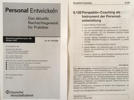 Perspektiv-Coaching als Instrument der Personalentwicklung
