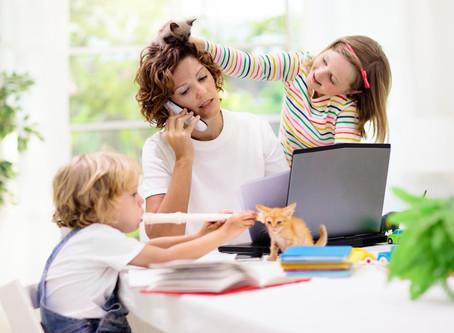 Warum berufstätige Eltern jetzt besonders gefordert sind