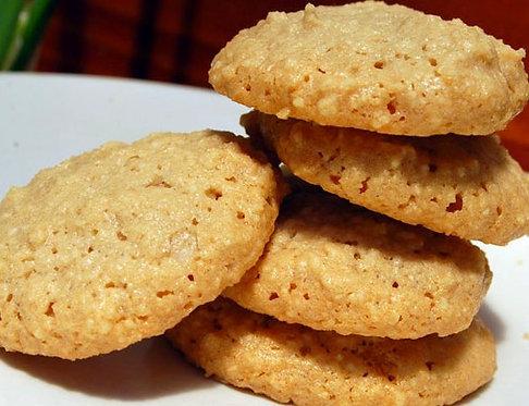 Gluten-Free Almonde (Minimum per order 3 pcs.)