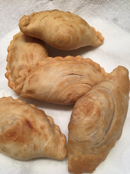 Malaysian snack - Curry Puff (12 pcs)