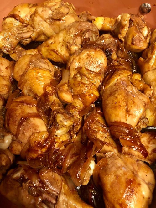 Gluten-Free Malaysian Hainanese Chicken