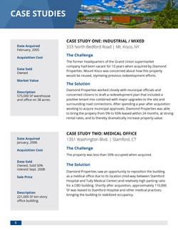 Investor Brochure   Page 5