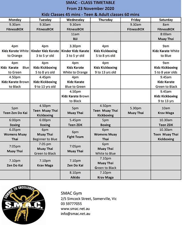 timetable front 23 Nov 2020.jpg