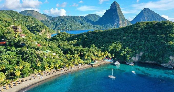 St. Lucia April 10-17 2021