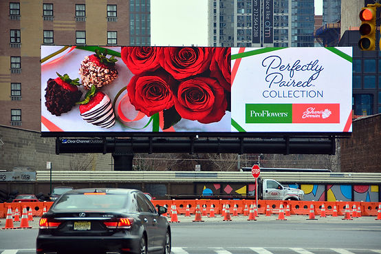 Lincoln Tunnel Banner