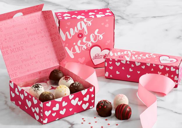 Valentine's Day Seasonal Cake Truffle Pa