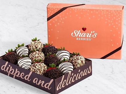 New Shari's BerriesFlagship Package