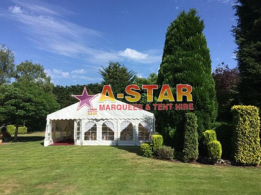 A Star Marquees Amp Tent Hire Birmingham Luxury Marquees