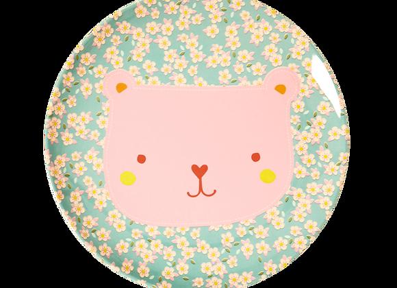 ♡ Kinderteller Bär von Rice