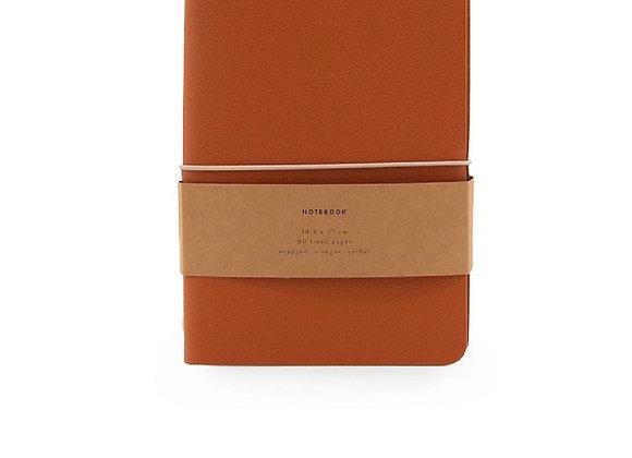 ♡ Notizbuch orange von Monk&Anna