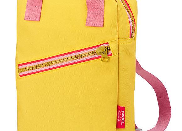 ♡ Rucksack klein gelb von ENGEL