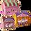 Thumbnail: ♡ Spielzeugkorb Karussell Gänse von Rice