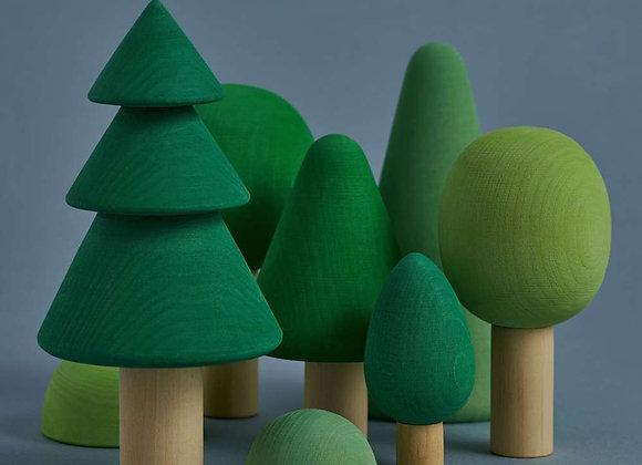 ♡ Forest Set 8-teilig von Raduga Grez