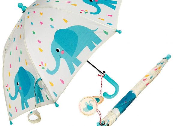 ♡ Regenschirm Elefant von REX London