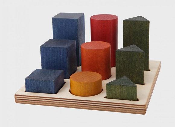 ♡ Sortierspielzeug von Wooden Story