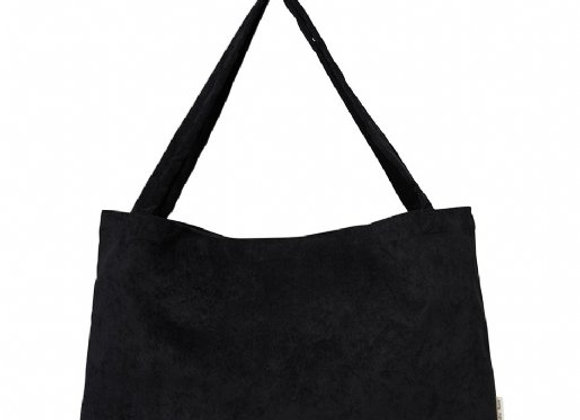 ♡ Black rib mom-bag von Studio Noos