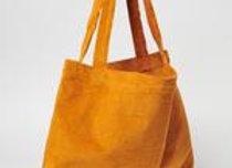 ♡ Orange rib mom-bag von Studio Noos