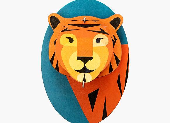 ♡ Wanddekoration Tiger von Studio Roof