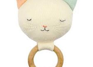 ♡ Rasselring Katze von Meri Meri