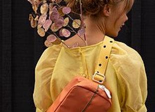 ♡ Gürteltasche faded orange von  Sticky Lemon